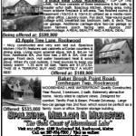 Real Estate Advertisement