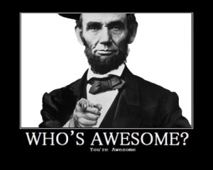 your awesome lincoln