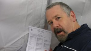 voting in the 2012 election