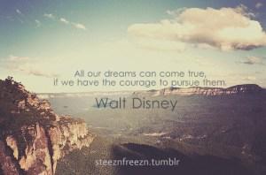 walt dream
