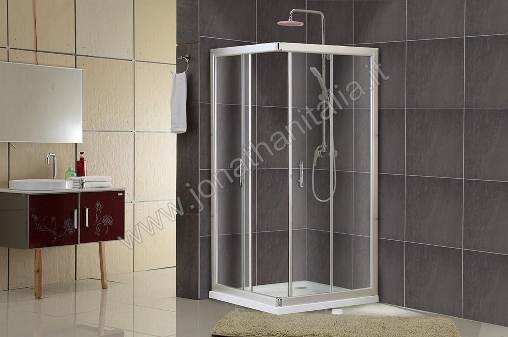 Shower Enclosures Tempered Crystal Shower Enclosures Basic Se