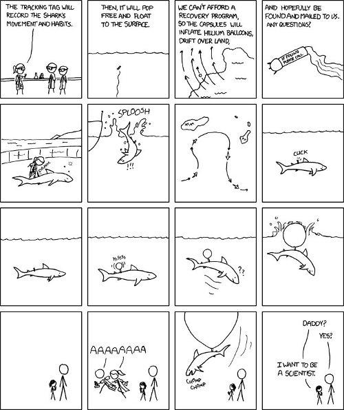 xkcd comic strip