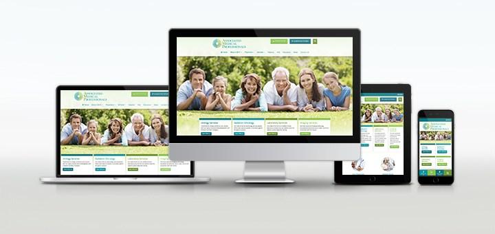 AMP-Responsive Website Design