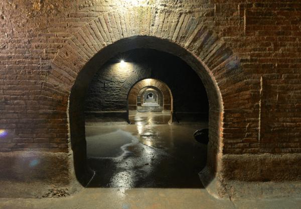 Cisterne Romane Fermo