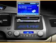 Alpine's IVA-D310 DVD Mobile Multimedia Station