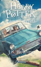 Harry Potter_Y la cámara secreta_portada