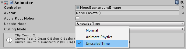 unity pause function
