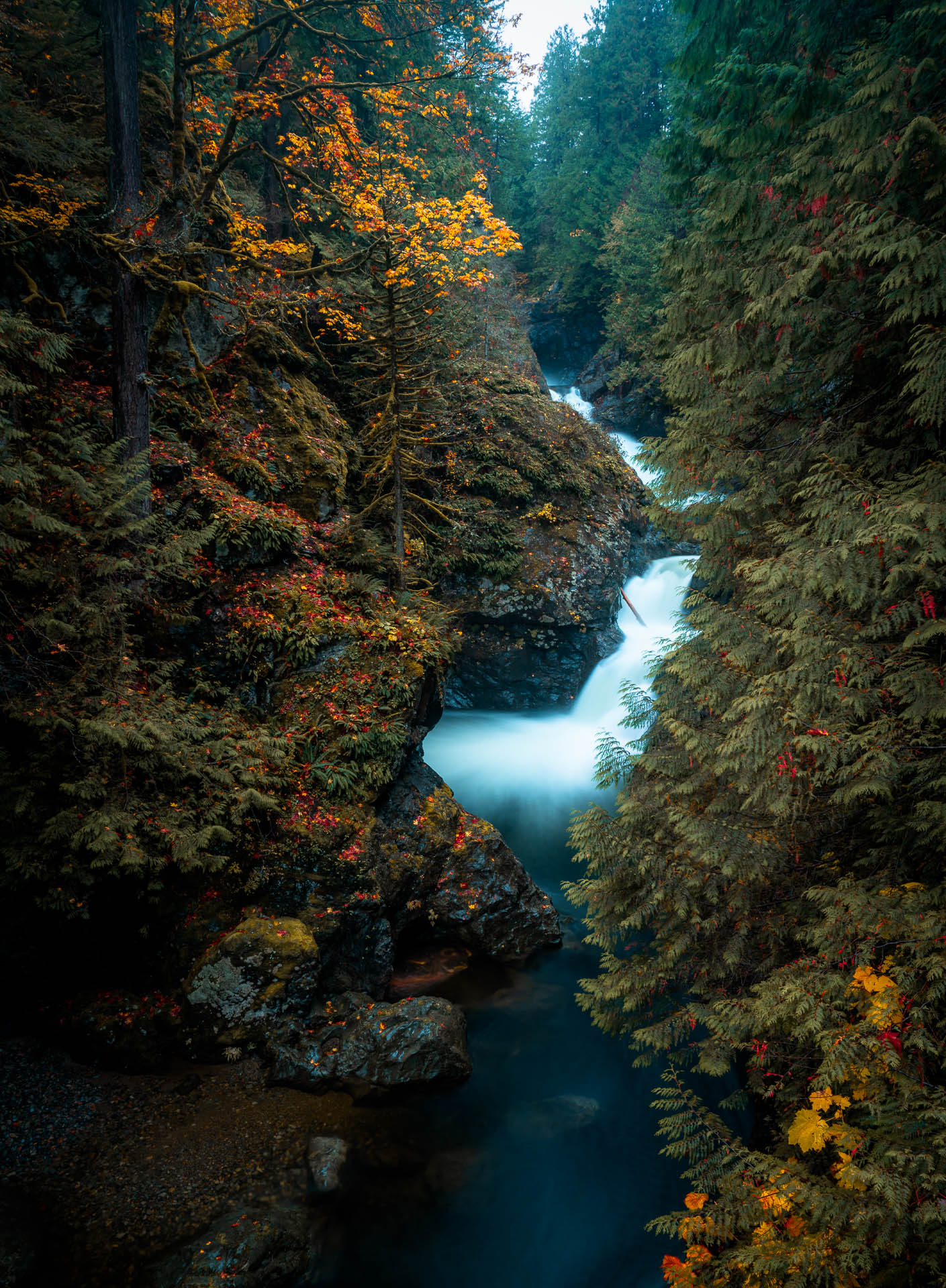 Twin Falls, Washington