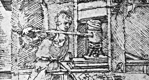 Albrecht Drurer print
