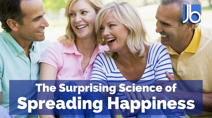 The Surprising Science of Spreading Happiness
