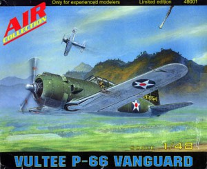 Air Collections 1/48 P-66- a hard kit to find