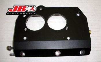 TBI mounting bracket