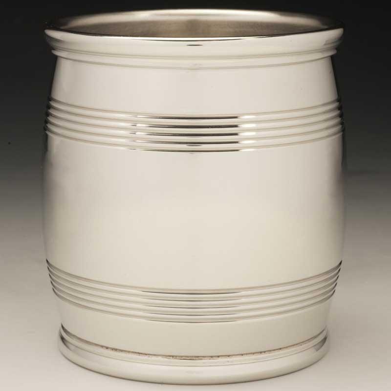 "Asa Pewter 3"" Original Barrel Beaker (9 Oz.)"