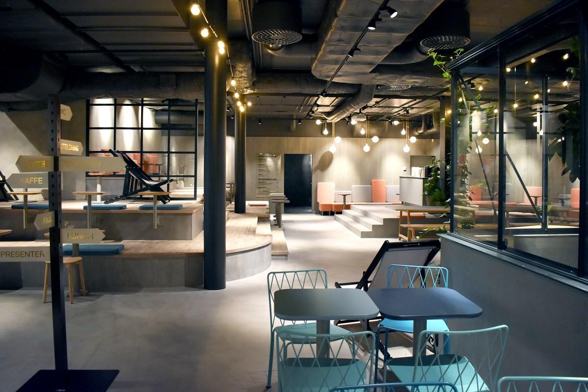 Johan & Nyström – Jon Eliason Design Studio