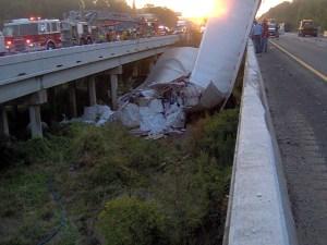 Longview Truck Accident