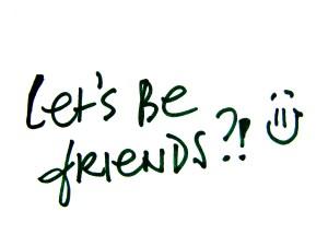 Image for Jones Myers Blog - Let's be friends