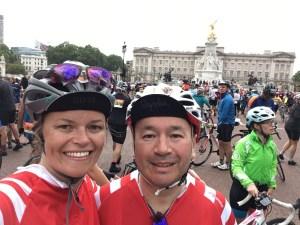 Image for Jones Myers Blog - Liz Bell Bike Challenge