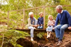 Image for Jones Myers Blog - Grandparents and Children