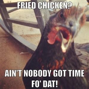 Chicken meme