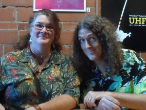 Me and Weird Al!