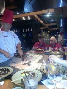 Dining in Orlando