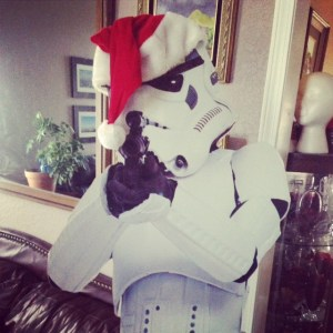Christmas Trooper