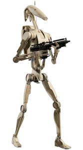 Star Wars Battle Droid