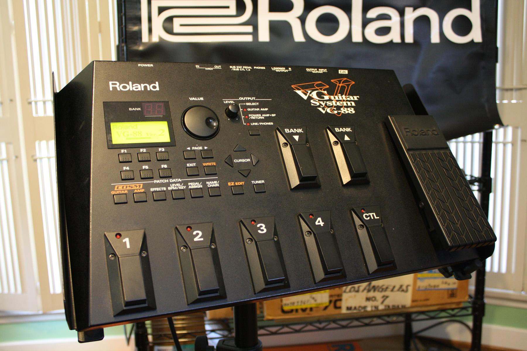 Roland VG 88 V Guitar System