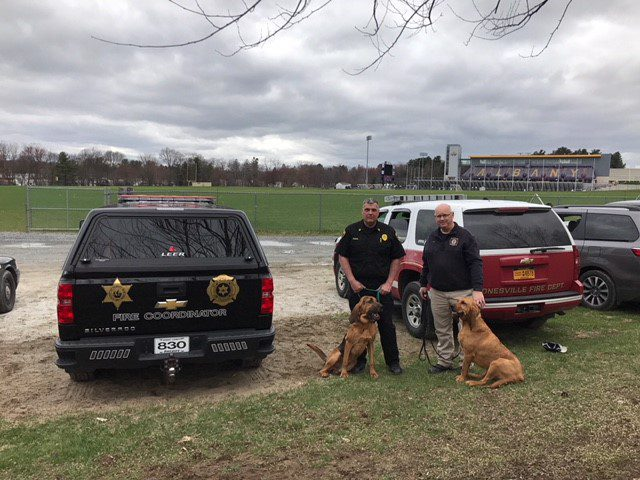 Canine Search and Rescue Training