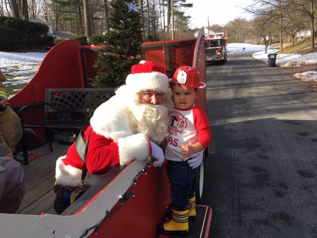 Santa Patrol Photos 2018