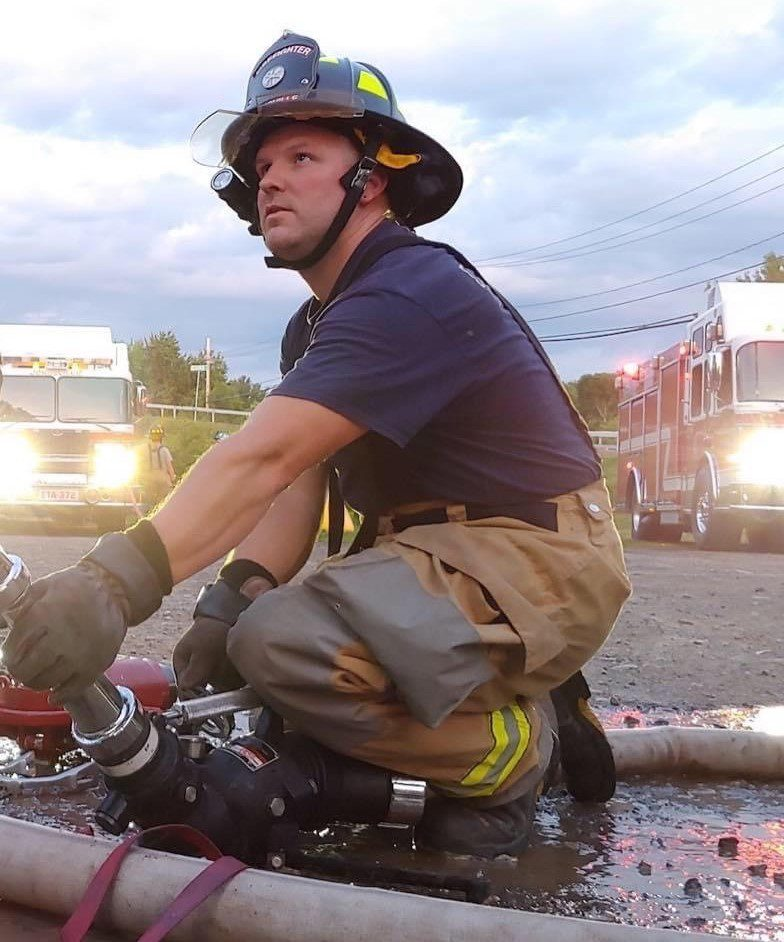Firefighter of the Month – May 2020