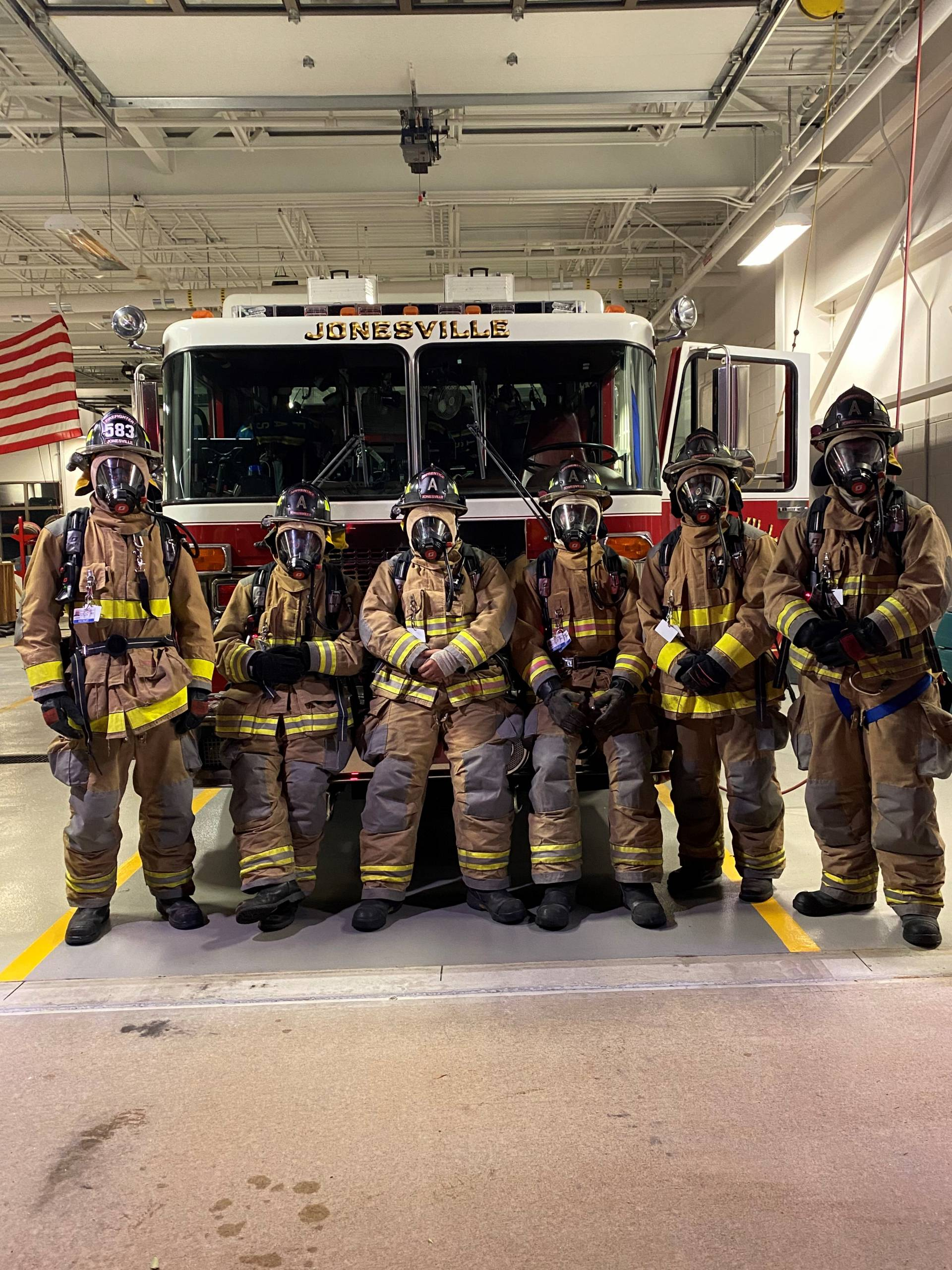 Firefighter of the Month – August 2020