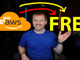 How To Get a FREE AWS Account