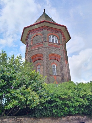 The Hart Hill Tower, Luton