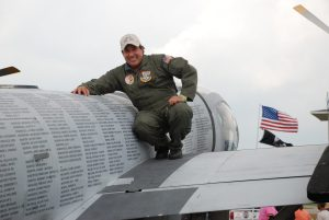 Flying Monument to Vietnam MIAs A Flying Monument to Vietnam MIAs (2015)<br /> This particular Mohawk, purchased eight years ago by pilot and airshow performer Joe Masessa, M.D. of Florida, was painted with the names of 1,636 Vietnam MIAs last month. Masessa has flown the plane to