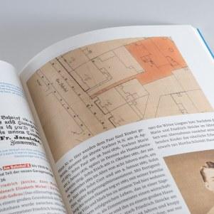Pläne und Karten sowie zahlreiche Abbildungen illustrieren den Inhalt