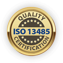 Certyfikat ISO 13485