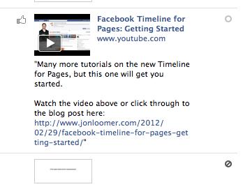 allowedontimelinepng Facebook Timeline For Pages: Editing Timeline
