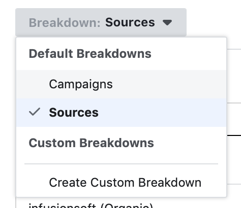 Facebook Attribution Tool