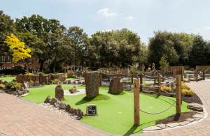 Putt in the Park at Wandsworth