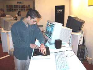 DJ Jon Mixing Badly