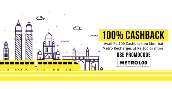 freecharge metro offer