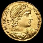 Coin of Roman Emperor Constantine I