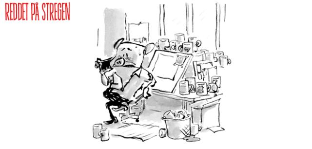 kaffe stress og andre fortrædeligheder