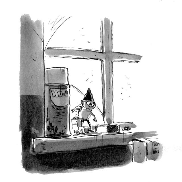 Julekalender dag 7 improstory nisser lille nisse rejste