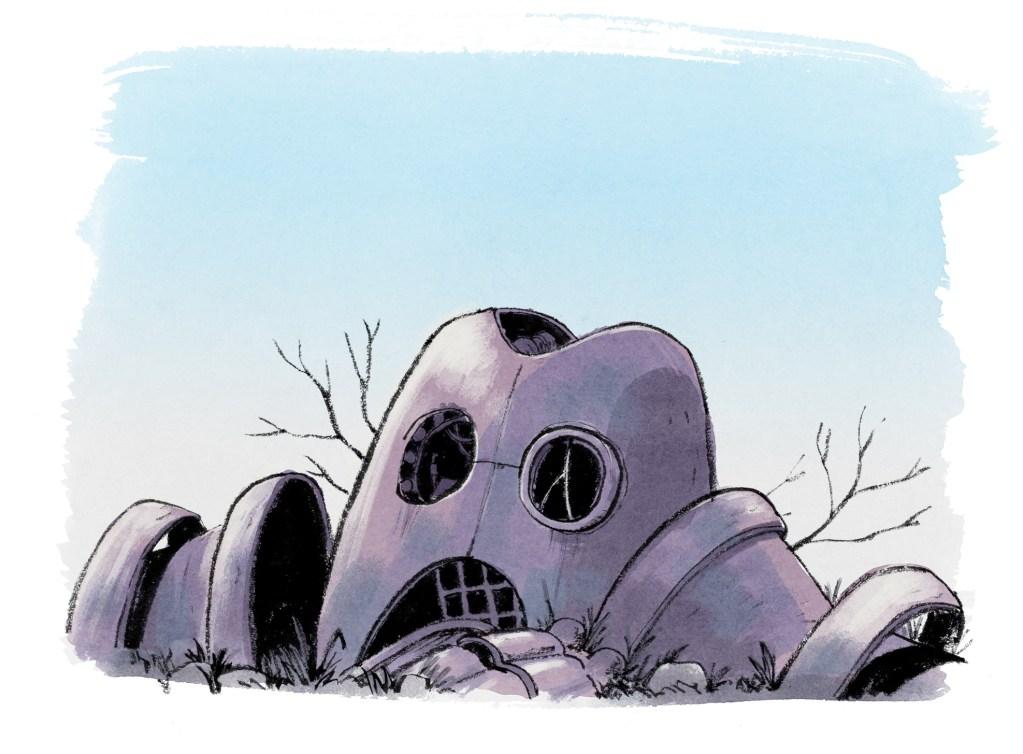 robot skrot