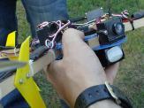 tri-copter camera