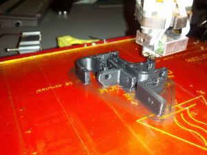DIY 3D Printer Self Replicating Axis Endstops for Duplicate Printer