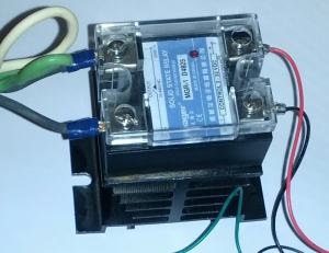 Toaster Oven Reflow Controller-SSR