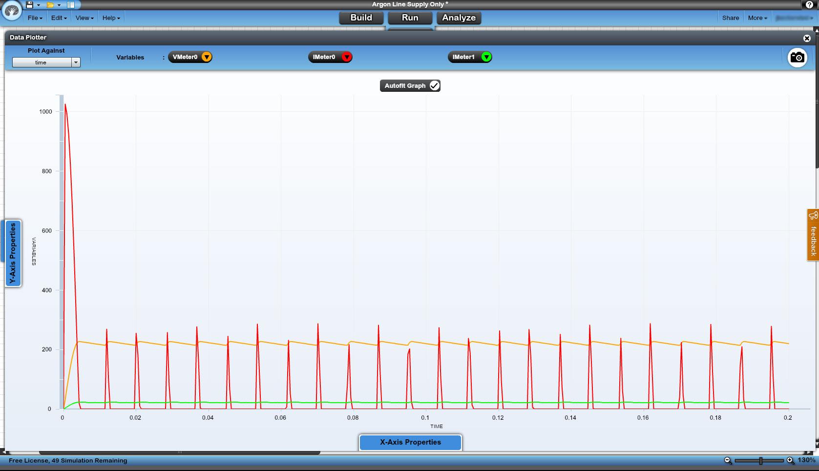 Web Based Circuit Simulation Jons Hobbies Simulator Docircuits Electronic Line Input Results